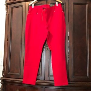 NWT CHICO's So Slimming Ponte Ankle Jeans—Size 2.5